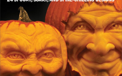 Win a Package of Two Pumpkin Carving Books!