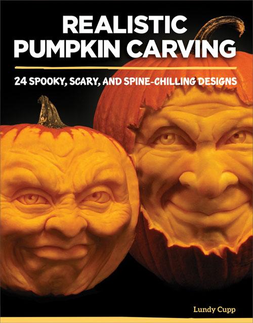 Realistic Pumpkin Carving