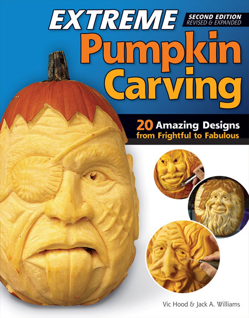 Easy Pumpkin Carving and Pumpkin Patterns Book